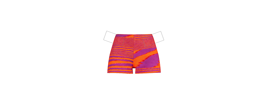 sneakers for cheap bc25e 2f61c Short Missoni